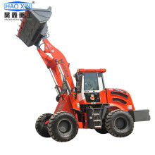 Engineering machinery h928 mini dozer wheel loaders 2 ton for sale low price