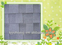 Double layer asphalt roofing shingles