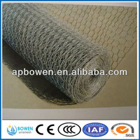 High Quality Galvanized/PVC coated hexagonal wire mesh