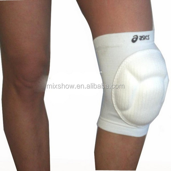 how to make volleyball knee pads