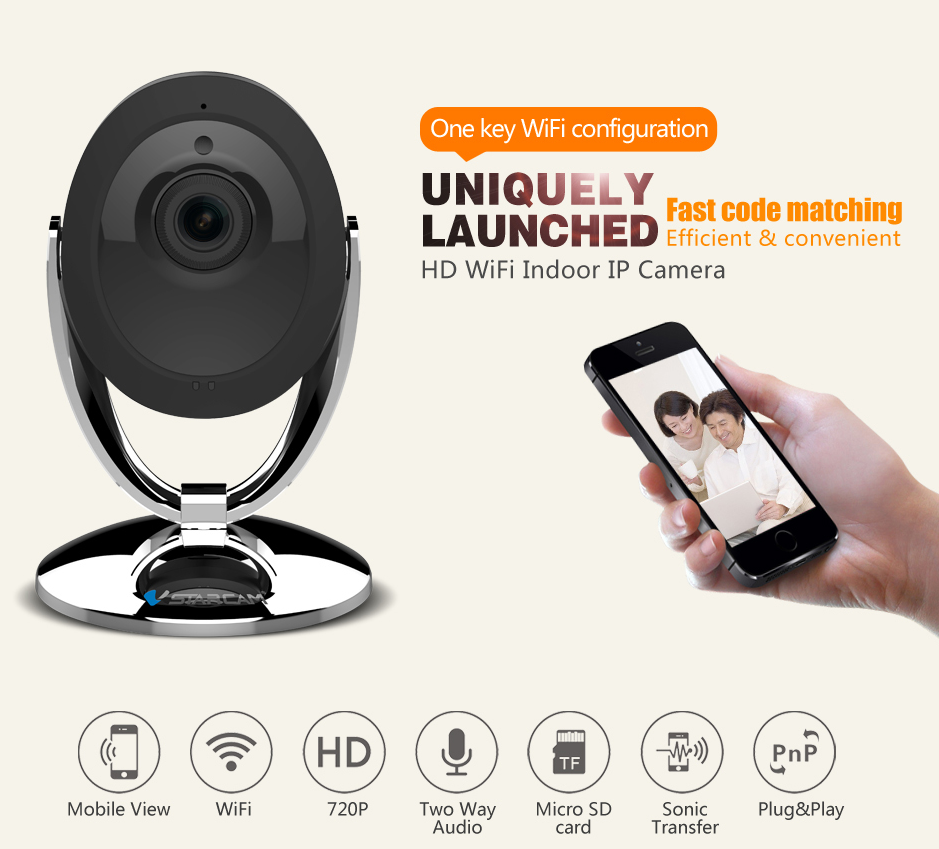 Plug Play WIP p2p Camera IP Megapixel Wireless Ip Camera WIFI Wireless IP Camera no need to use cable