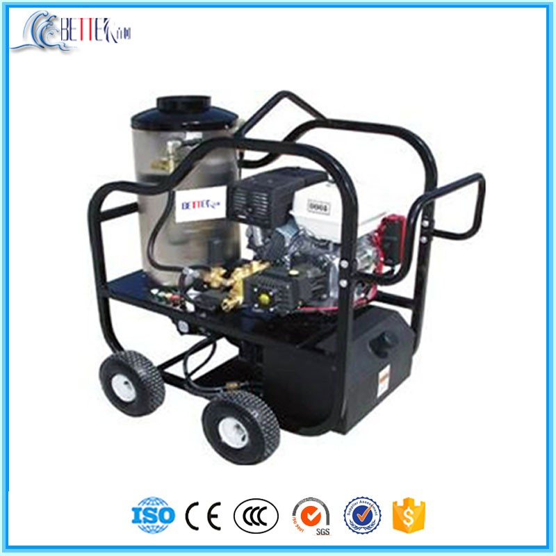Deeply cleaning portable mobile car steam washer
