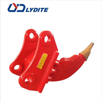 LYD produce hitachi excavator ripper equipment single tooth ripper for kubota excavator on sale