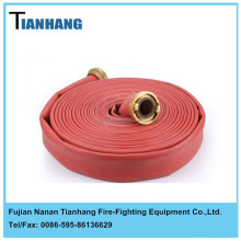 ISO CCC Certification High Quality PVC Material Fire Fighting Hose