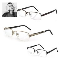 Contemporary/Crazy Selling/red frame metal rubber reading glasses