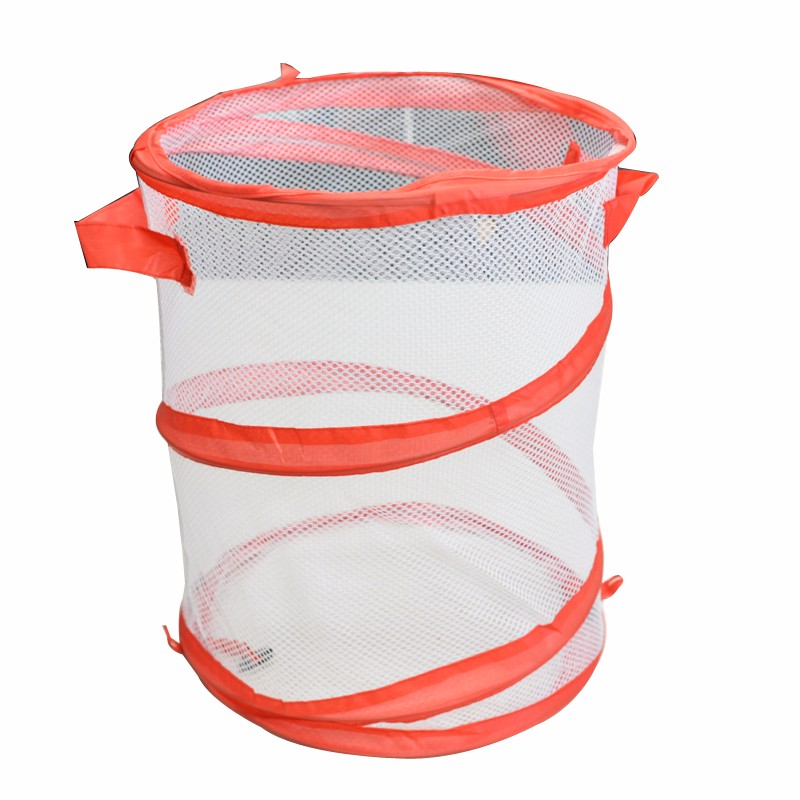 Lightweight Cute Portable pop-up laundry hamper