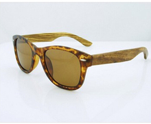 Latest Hot Selling!! 100% nature bamboo sunglasses