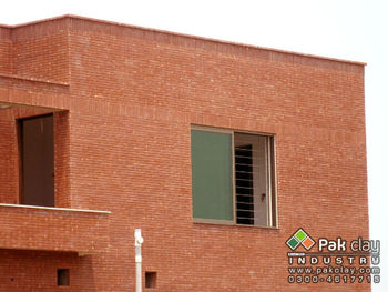 Bricks Terracotta Wall Tile
