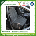 YANGYANG Pet Products Pet Bucket Seat Cover, Dog Car Front Seat Cover, Dog Pet Seat Protector