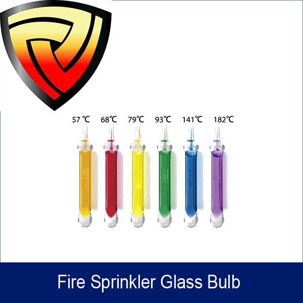 Hot sales Full group Conventional, Pendent and Upright Sprinklers with glass bulb