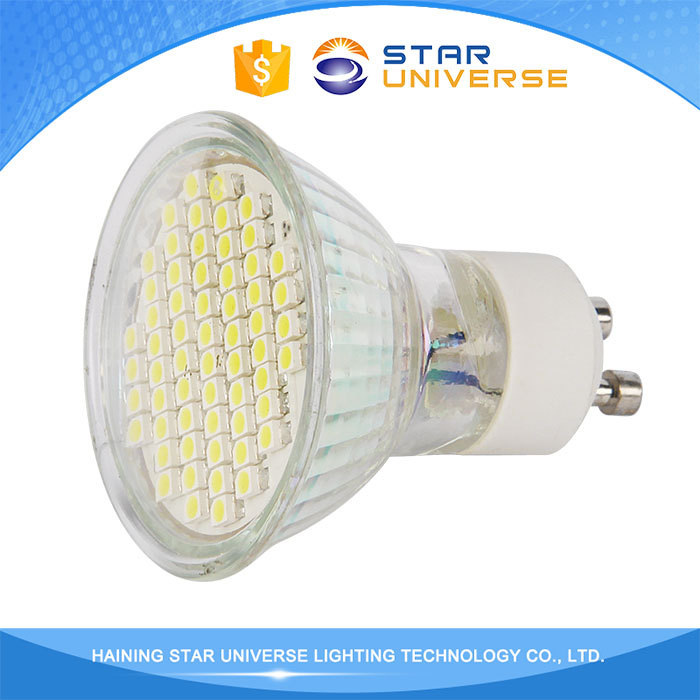 High Lumen Low Power Led Bulb Ce Rohs Gu10