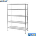 Kitchen Stainless steel Wire Shelving ,Hospital stainless steel shelving ,heavy duty metal shelving
