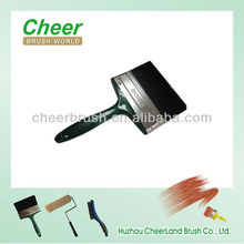 2014 new design plastic handle paint brush hand tool