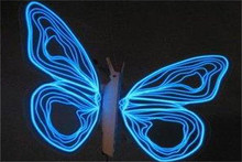 Firefly shape of Colorful flashing el light wire