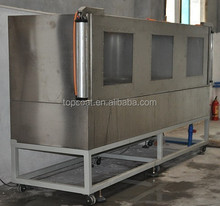 Middle cleaning machine rinse station water transfer printing machine for hydrographic film