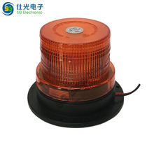 10v 12v 24v 48v 60v 72v 80v 110v amber led strobe warning light for forklift