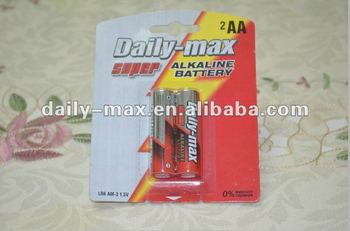 AA Super Alkaline Battery