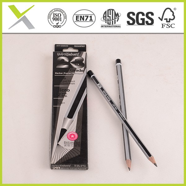 2014 New arrival high quality pencil,stationary set no min order pass FSC