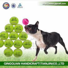 Large Tennis Ball Pet Toy Mega Jumbo Dogs Play Supplies Fun Outdoor Sports Beach Cricket