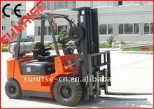 Walking forklift with CE 2TON