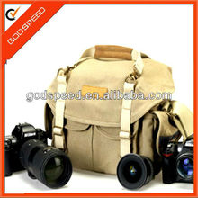 SY615 anti-theft dust-proof waterproof canvas camera bag