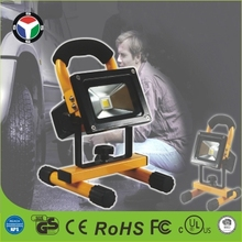 Outdoor 5W Portable Rechargeable LED Flood Light,Chargeable Battery Powered LED Flood Light