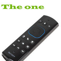 New 2.4Ghz Mini Smart Measy GP830 QWERY Keyboard Wireless Keyboard Remote Control Air Mouse GP830 with Voice