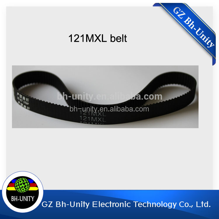 Hot selling!!inkjet printer of Gongzheng printer spare parts 121MXL belt on sale