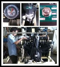70CFM 508PSI Hengda high pressure air brake compressor parts