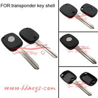 Cheapest price smart key blade transponder Ni-ssan A32 blank car key case shell with logo