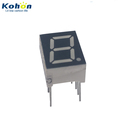 Free samples 10pin red color common anode 1 digit 0.39inch LED seven segment display