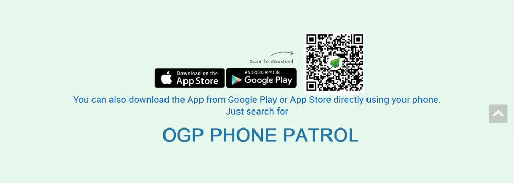 Online Realtime OGP Phone Patrol Guard Tour System with QR / NFC Tag / GPS Checkpoint