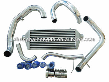Aluminum intercooler pipes for NISSAN 200SX S13 CA18DET