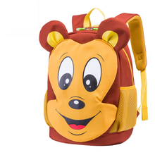 Support custom cartoon cute children backpack Polyester large capacity school bag