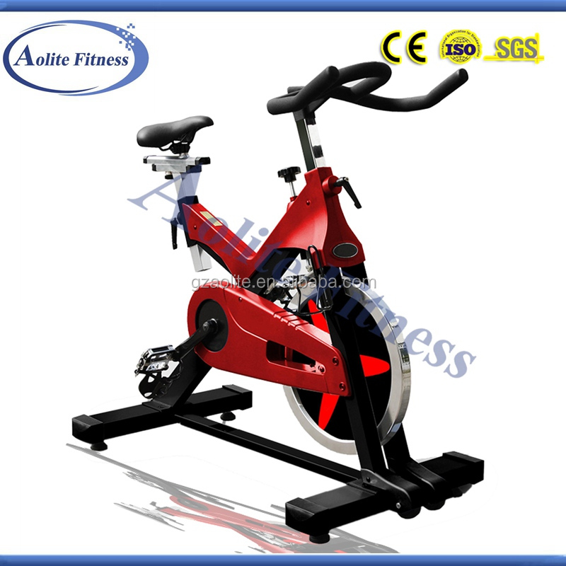 Fashion Design Fitness Club Exercise Bike / Cheap Sport Bikes