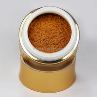 Best price Crystal gold mica pearl pigment for cosmetics(nails polish lipstick)