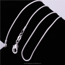 925 Sterling Silver Chain Hot Selling Silver Necklace Chain