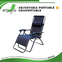 adjustable custom folding beach chair outdoor from China Supplier
