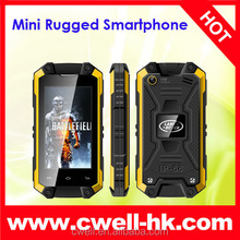 Alibaba wholesale price Black Mini rugged waterproof Car Shape mobile phone made in China