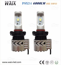 H4 H7 H8 H11 9005 9006 Led Headlight Automotive Bulbs Led Headlight Dodge Journey Fiat Freemont