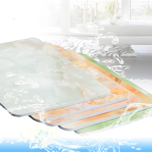 1220*2440*3.0MM UV Coated PVC Marble Sheet for Interior Wall
