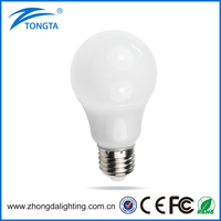 Save Money 1 Bulb Equal To 3 Bulbs 5W LED Bulb Light E27 PC AL Lamp