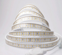 220v double row outdoor waterproof Smd 2835 led strip lights