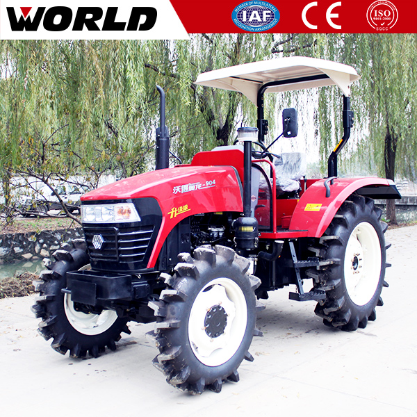 useful 4WD 70HP agricultural farm tractor price