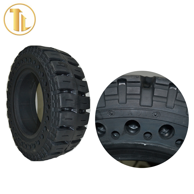 Tianlun brand Cheap wholesale 28 x 9 - 15 8.15 - 15 solid tires prices