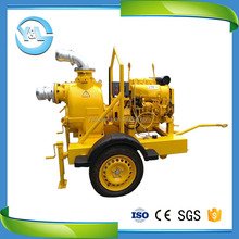 20kw portable high pressure sea water pump
