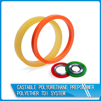 Polyether Base PU casting prepolymer for forklift wheel (PET-513)