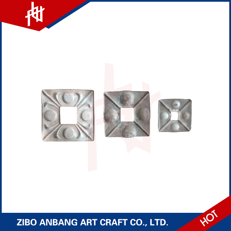 stainless steel bolts wrought iron collar studs for hospital corridor handrail