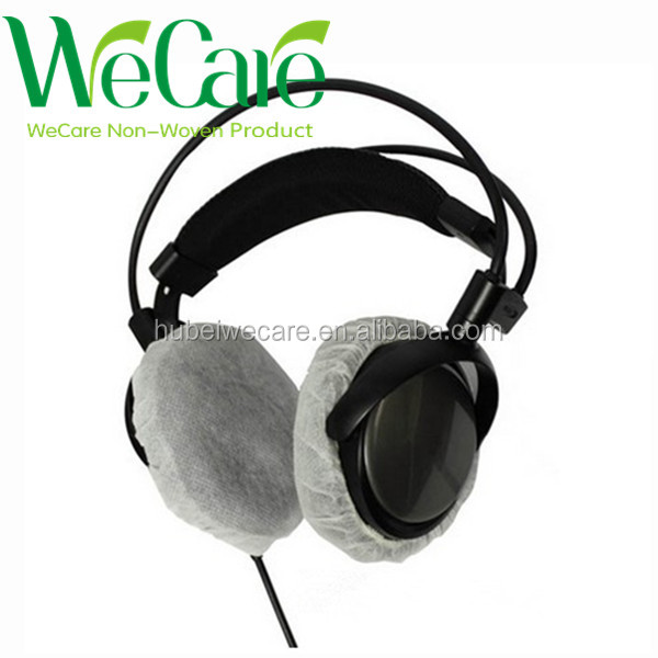 Disposable Headphone Covers with Patients in Recovery Rooms and Patient Rooms