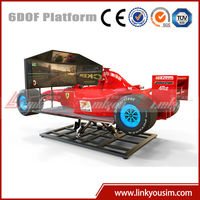 online video car game machine, go kart racing 3d video game machine
